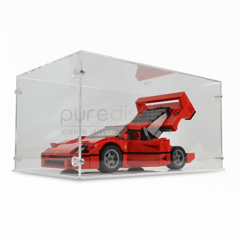 Acrylic Display Case For Lego 10248 Ferrari F40