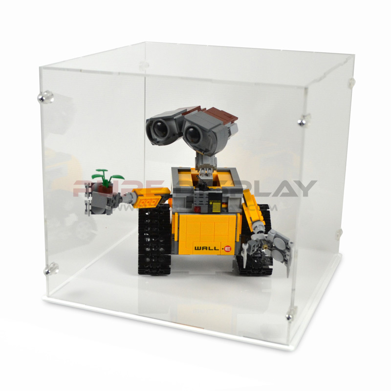 Display Case For Lego 21303 Wall-E