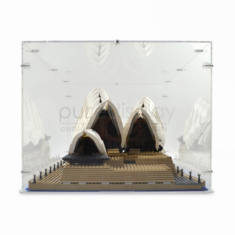 Acrylic Display Case For Lego 10234 Sydney Opera House