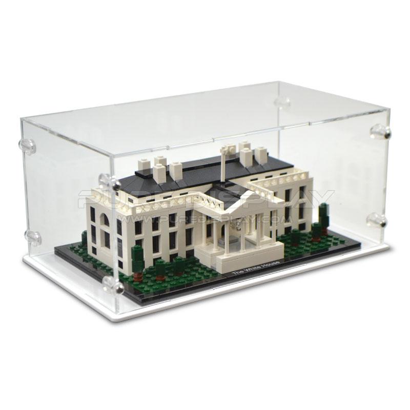 Lego Architecture 21006 White House Display Case