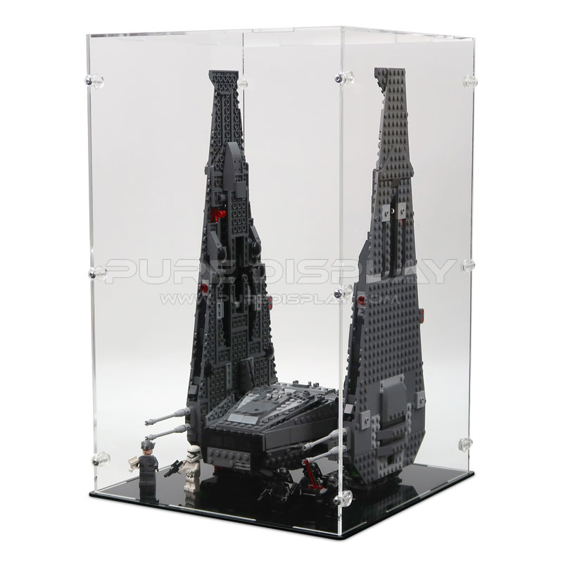 Lego 75104 Kylo Rens Command Shuttle Display Case