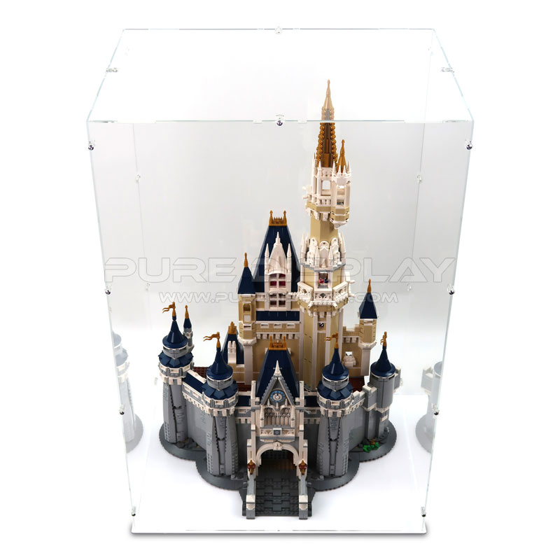 Lego 71040 Disney Castle Display Case
