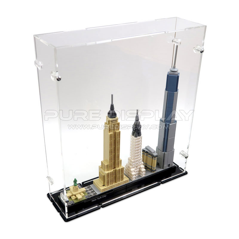 lego architecture new york. Lego Architecture 21028 New York City Display Case K